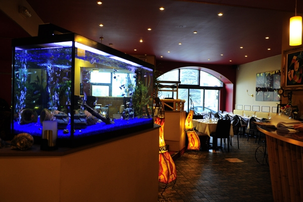 Restaurant Les Colombes Montreal