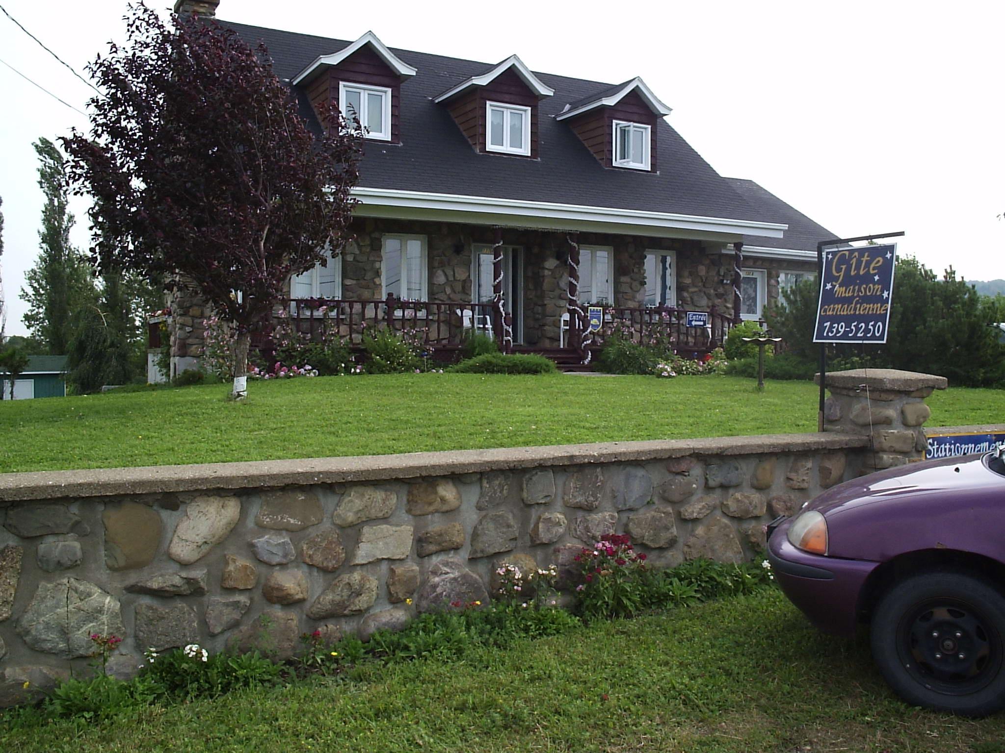 G tes et auberges au bas saint laurent qu bec tourisme quoi faire au bas saint laurent - Maisons canadiennes ...
