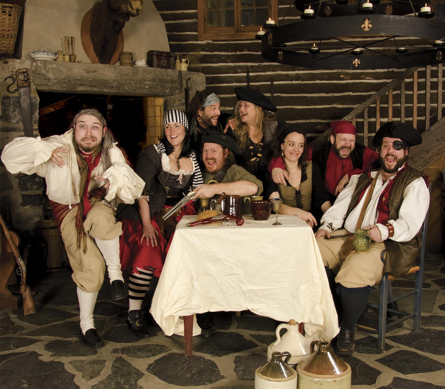 Restauration le cabaret du roy cuisine du terroir for Aix cuisine du terroir restaurant montreal