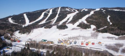 : Station de ski Pin Rouge