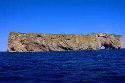 Région touristique de Gaspésie Îles-de-la-Madeleine au Québec