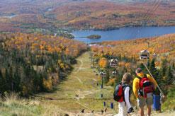 Région touristique de Laurentides au Québec