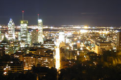 Région touristique de Montréal au Québec