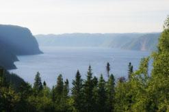 Région touristique de Saguenay-Lac-Saint-Jean au Québec