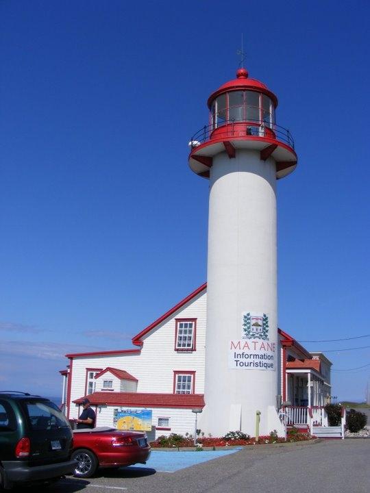 Lire la Mer – Le musée-éclaté de l'histoire de la Matanie