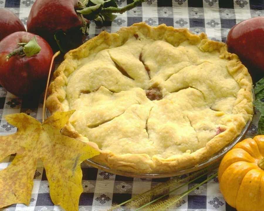 Meilleure recette de tarte aux pommes et sucre à la crème!